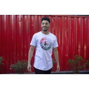 Camiseta algodão modelo Long Line - Coleção MA 2020