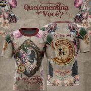 Camiseta  Carnaval 2021 - Quelémentina, Cadê Você?