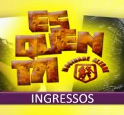 INGRESSO ENSAIO DO ESQUENTA 24-09