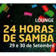LOUNGE - 24 HORAS DE SAMBA 2018