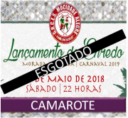LOUNGE - LANÇAMENTO DO ENREDO CARNAVAL 2019