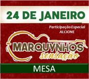 MESA - SHOW NO FERIADO MOCIDADE ALEGRE 24-01-2018