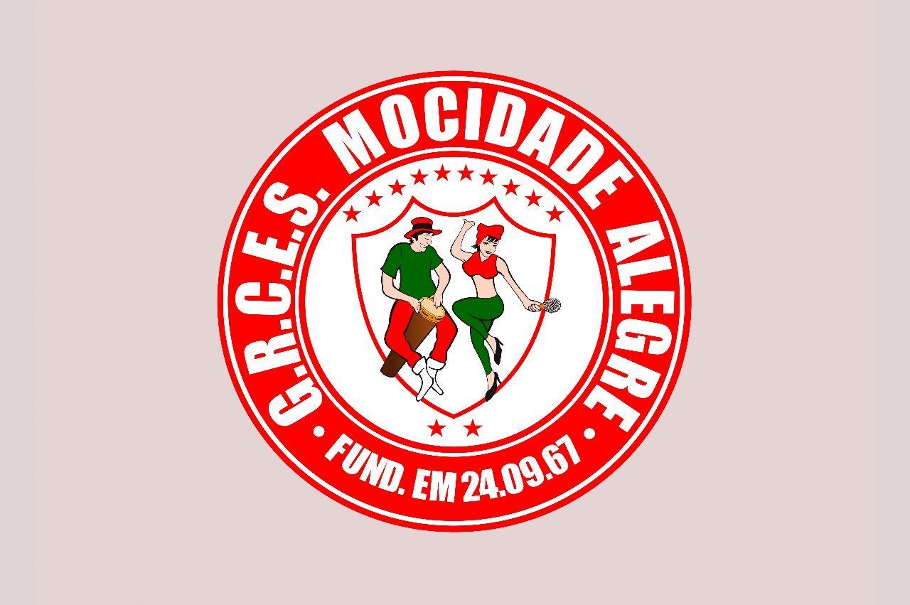 Adesivo Logo Mocidade Alegre  - Mocidade Alegre