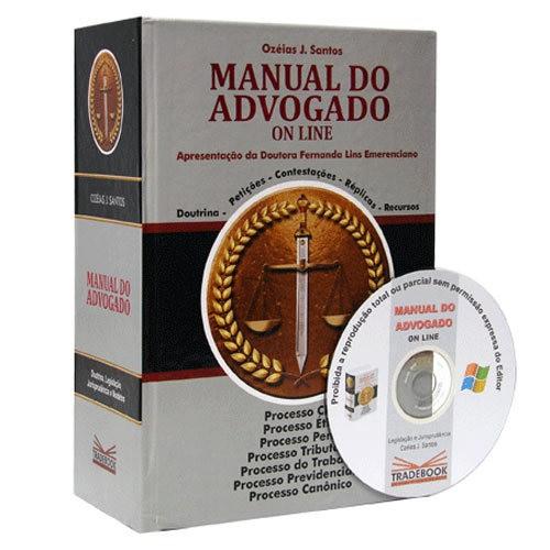 Manual do Advogado 1ª Edição  - Jurídica On Line