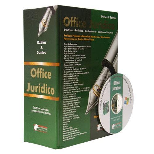 Office Jurídico 1ª edição  - Jurídica On Line