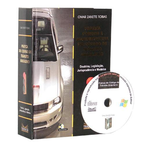 Prática Forense e Administrativa do Código de Trânsito Brasileiro  - Jurídica On Line