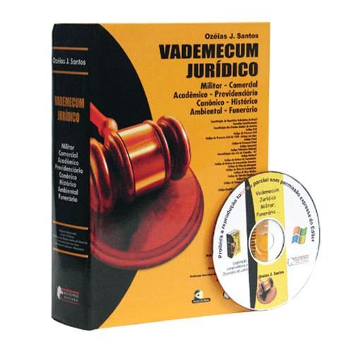 Livro Vademecum Jurídico  - Jurídica On Line