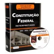 Constituição Federal Interpretada 1ª Edição