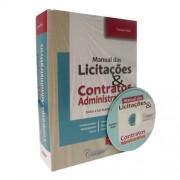 Manual das Licitações e Contratos Administrativos 1ª Edição