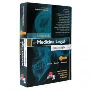 Manual de Medicina Legal - Tanatologia 4ª Edição