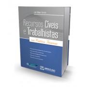 Recursos Civeis e Trabalhistas na Prática Forense