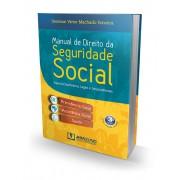 Manual de Direito da Seguridade Social 3ª Edição 2015