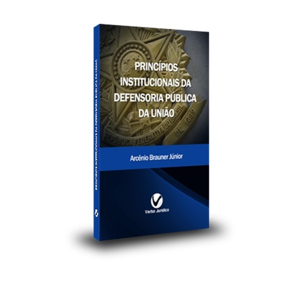 Princípios Institucionais da Defensoria Pública 1ª Edição 2014  - Jurídica On Line