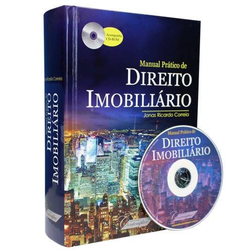 Manual Prático de Direito Imobiliário  - Jurídica On Line
