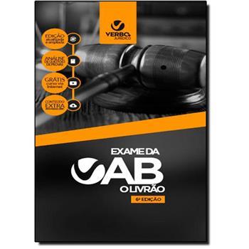Livro Exame da OAB o Livrão 6ª Edição  - Jurídica On Line