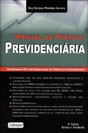 Manual de Prática Previdênciária  - Jurídica On Line