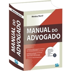 Manual do Advogado Ed 2015 - Acompanha CD - ROM  - Jurídica On Line