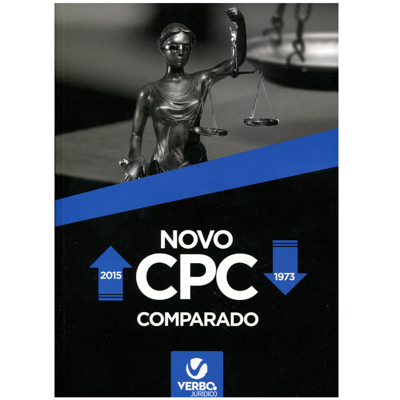 Novo CPC Comparado 2015/1973  - Jurídica On Line