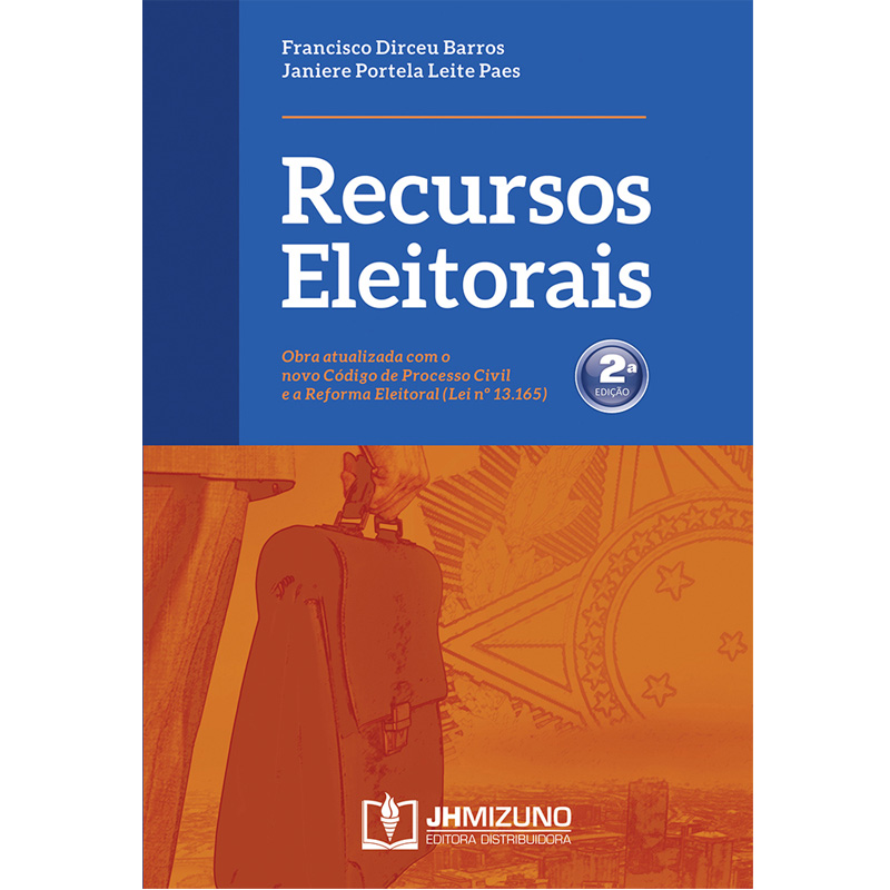 Recursos Eleitorais 2ª Edição 2016  - Jurídica On Line
