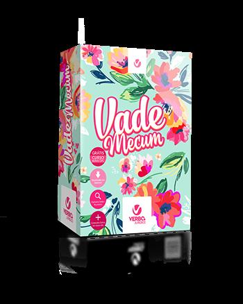 Vade Mecum 2016 Edição Especial Capa Floral  - Jurídica On Line