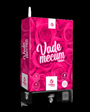 Vade Mecum 2016 Edição Especial Capa Rosa  - Jurídica On Line