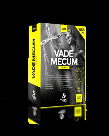 Vade Mecum 2016 - Novo CPC  - Jurídica On Line