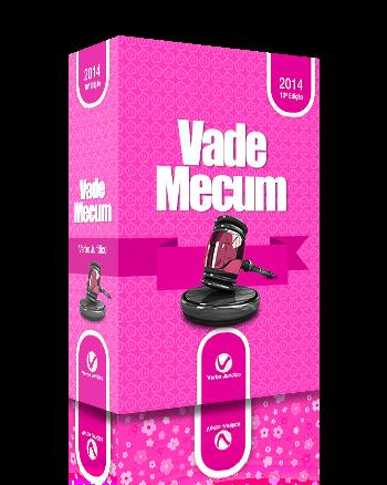Vademecum 2015 - Especial capa Rosa  - Jurídica On Line