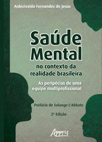Saúde Mental no Contexto da Realidade Brasileira  - Editora Papel Social