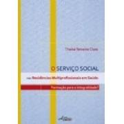 Serviço Social nas Residências Multiprofissionais em Saúde