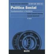 Política Social Fundamentos e História