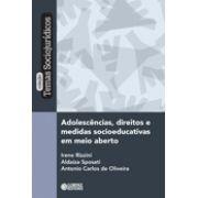 Adolescências direitos e medidas socioeducativas