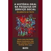 História oral na pesquisa em serviço social