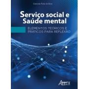 Serviço social e saúde mental
