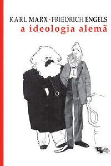A ideologia alemã  - Editora Papel Social