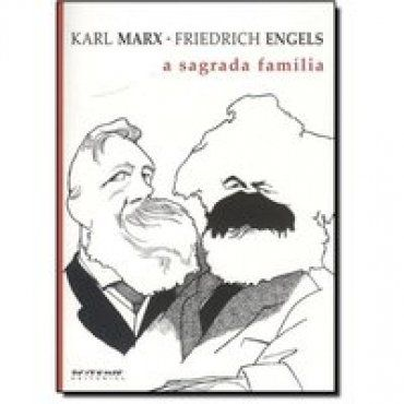 A sagrada família  - Editora Papel Social