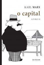 Capital - livro II  - Editora Papel Social