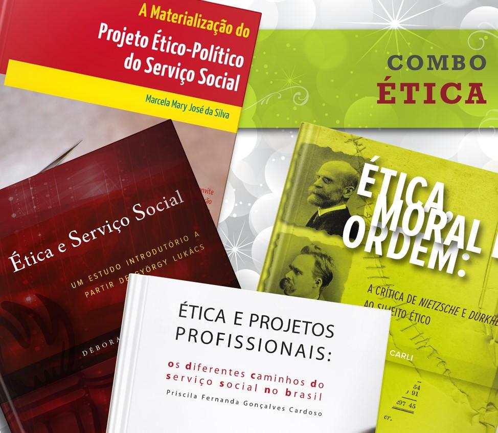 Combo Ética  - Editora Papel Social