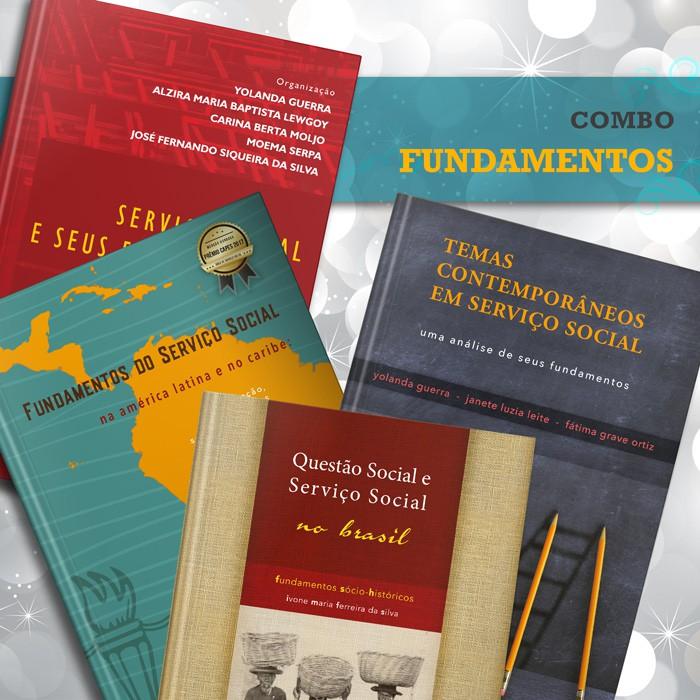 Combo Fundamentos  - Editora Papel Social