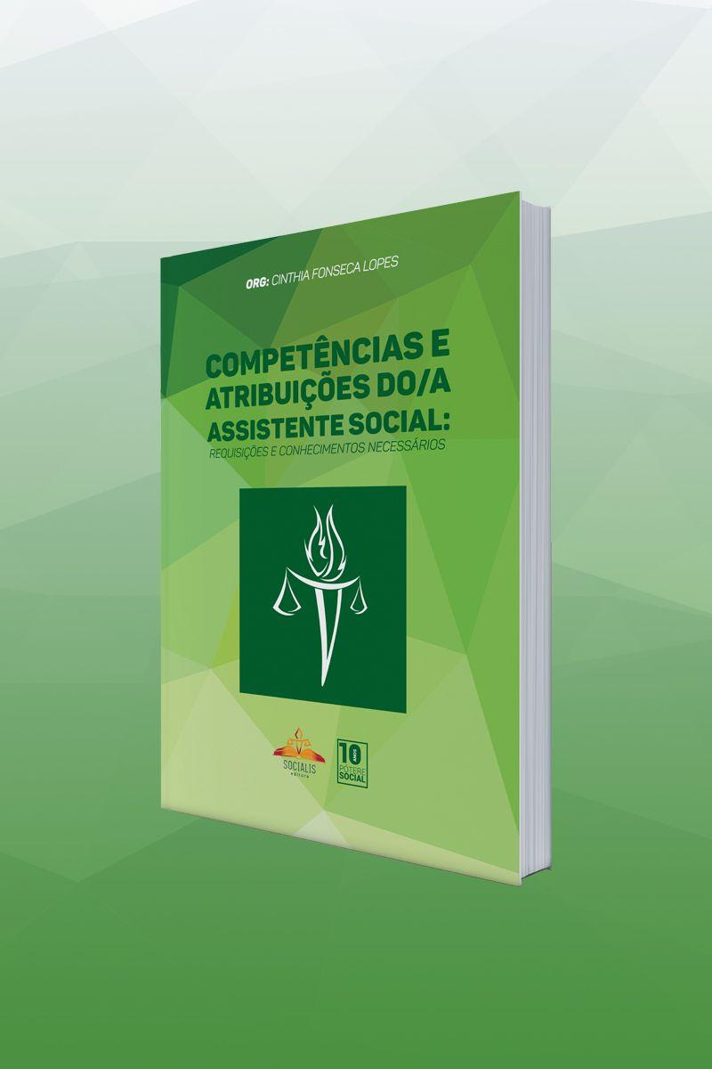 Competencias e atribuições do/a assistente social  - Editora Papel Social