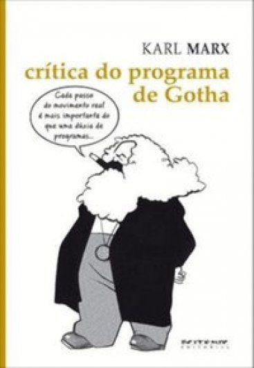 Crítica ao programa de Gotha  - Editora Papel Social