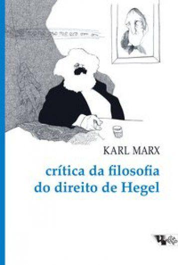 Crítica da filosofia do direito de Hegel  - Editora Papel Social