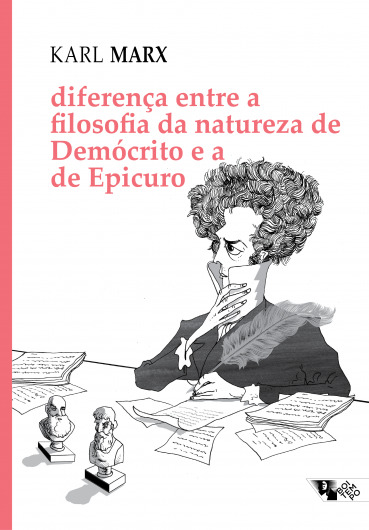 Diferença da filosofia da natureza de Demócrito e a de Epicuro  - Editora Papel Social