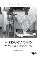Educação para além do capital  - Editora Papel Social