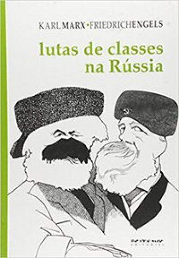 Lutas de classes na Rússia  - Editora Papel Social