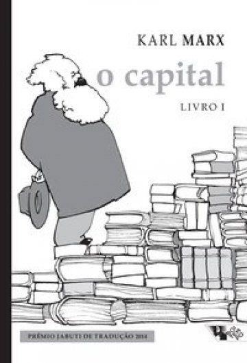 O capital - livro I  - Editora Papel Social