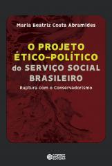Projeto ético-político do serviço social brasileiro  - Editora Papel Social