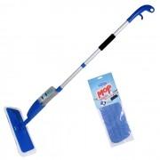 Mop Spray Vassoura Com Reservátorio Com Refil Extra - Bompack