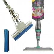 Rodo Mágico de 27 Cm + Spray Mop Com Reservatório