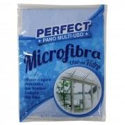 Pano Limpa Vidros 40X40 Cm - Perfect