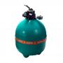 Filtro DANCOR DFR 22-11 1 CV - Monofásico - Com Bomba